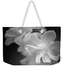 Weekender Tote Bag featuring the photograph Narcissus by Ryan Photography