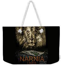Narnia Lives Weekender Tote Bag