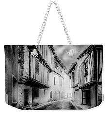 Narrow Alley Weekender Tote Bag