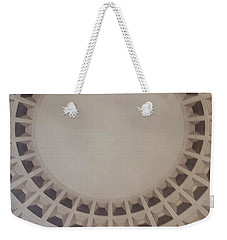 Narrow View Of A Dome Weekender Tote Bag