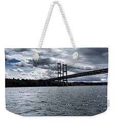 Narrows Bridge Weekender Tote Bag