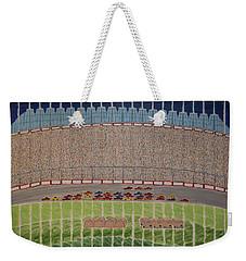 Nascar Race Weekender Tote Bag