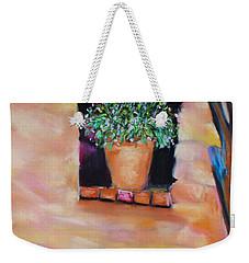 Nash's Courtyard Weekender Tote Bag