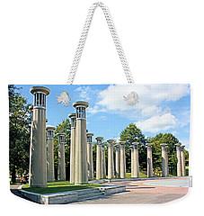 Nashville Carillons Weekender Tote Bag by Kristin Elmquist