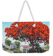 Nassau East Blvd.  Weekender Tote Bag