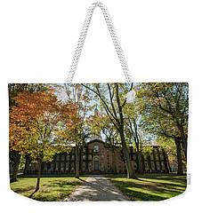 Nassau Hall Princeton University Weekender Tote Bag