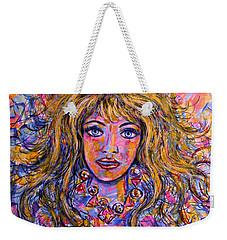 Natalia Weekender Tote Bag