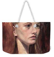 Natalie Weekender Tote Bag