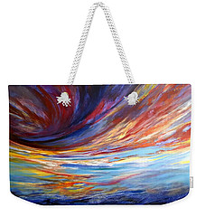 Natchez Sky Weekender Tote Bag