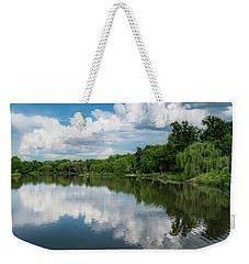 Nathanael Greene Park Weekender Tote Bag