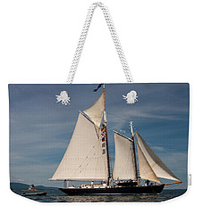 Nathaniel Bowditch 1 Weekender Tote Bag by Brent L Ander