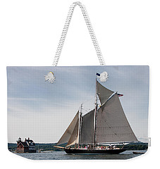 Nathaniel Bowditch 4 Weekender Tote Bag by Brent L Ander