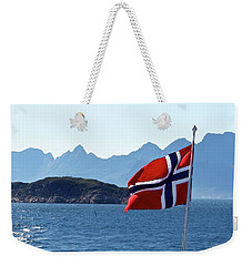 National Day Of Norway In May Weekender Tote Bag