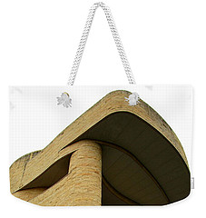National Museum Of The American Indian 1 Weekender Tote Bag by Randall Weidner