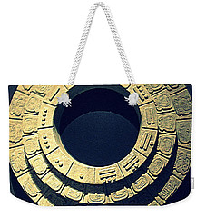 National Museum Of The American Indian 10 Weekender Tote Bag by Randall Weidner