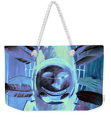 National Museum Of The American Indian 9 Weekender Tote Bag by Randall Weidner