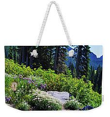 National Park Wildflowers Weekender Tote Bag