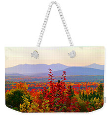 National Scenic Byway Weekender Tote Bag