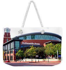Nationwide Arena Weekender Tote Bag