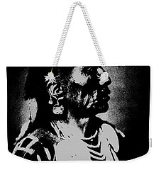 Native American 2 Curtis Weekender Tote Bag by David Bridburg