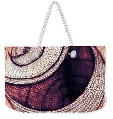 Native American Basket 2 Weekender Tote Bag