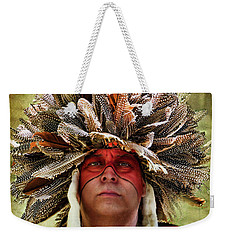 Native American Weekender Tote Bag