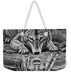 Native Brothers Weekender Tote Bag by Dennis Baswell