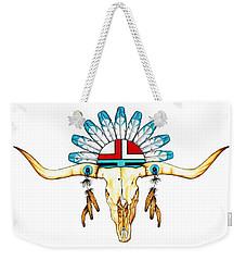 Native Guide Weekender Tote Bag