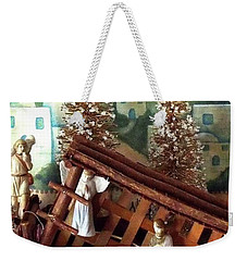 Nativity Of Our Lord Weekender Tote Bag