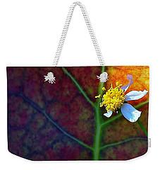 Natural 10 17g Weekender Tote Bag