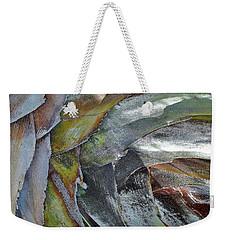 Natural 4 15 Weekender Tote Bag