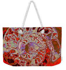 Natural 4 Weekender Tote Bag by M Diane Bonaparte