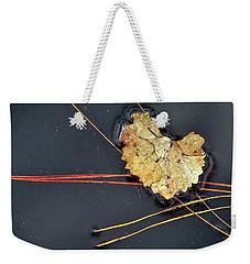 Natural 12 16 Weekender Tote Bag