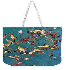 Natural 2 17 Weekender Tote Bag