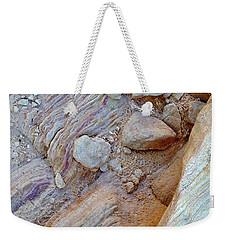 Natural 9 14d Weekender Tote Bag