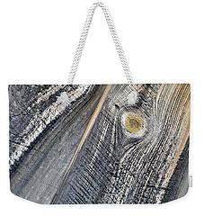 Natural 9 17 Weekender Tote Bag