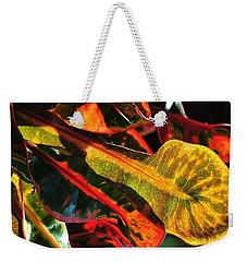 Natural 9 17c Weekender Tote Bag