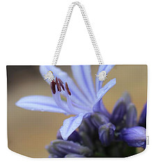 Weekender Tote Bag featuring the photograph Natural Beauty by Ella Kaye Dickey