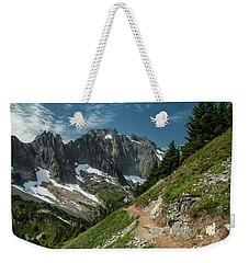 Natural Cathedral Weekender Tote Bag