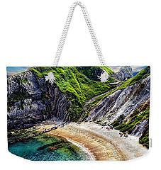 Natural Cove Weekender Tote Bag