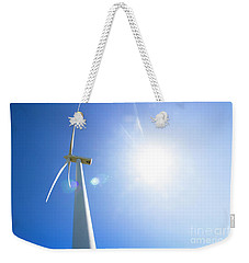 Natural Electricity Weekender Tote Bag