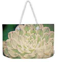 Weekender Tote Bag featuring the photograph Natural Geometry by Ana V Ramirez