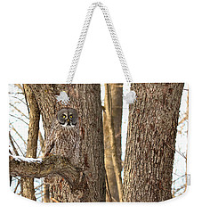 Natural Habitat Weekender Tote Bag