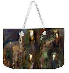 Natural Instincts Weekender Tote Bag