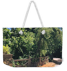 Natural Journey Weekender Tote Bag