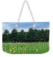 Evergreen Lake - A Groundhog View Weekender Tote Bag