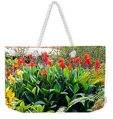 Natural Painting Weekender Tote Bag