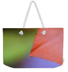 Natural Primary Colors Weekender Tote Bag