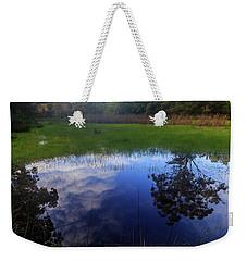 Natural Reflections Weekender Tote Bag