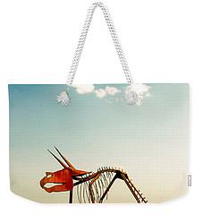 Natural Selection Weekender Tote Bag